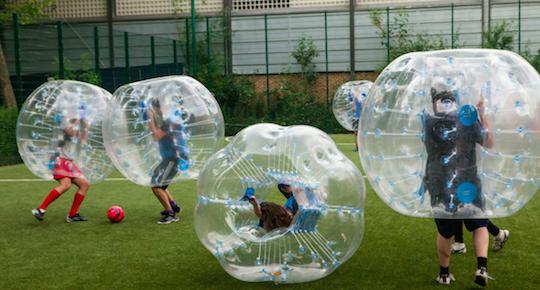 Bubble-Football-Amsterdam